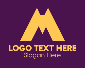 """""""Golden Letter M"""" by graphicdesignartist"""