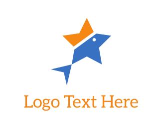 Pet Store - Star Fish logo design