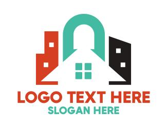 Arch - Arch City logo design