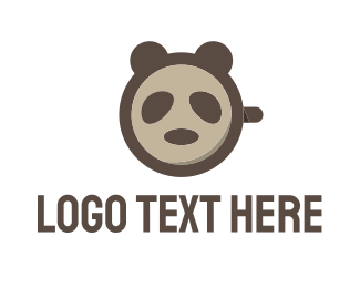 Panda - Panda Coffee logo design