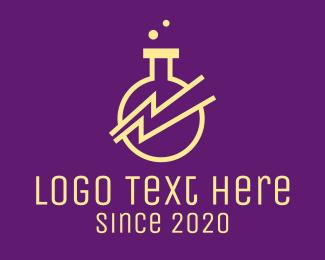 Mixture - Science Energy Lab logo design
