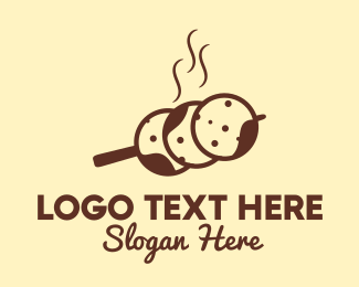 Street Food - Asian Street Food  logo design