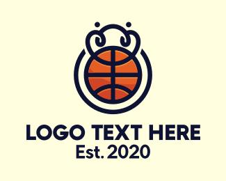 Tournament - Basketball League Tournament logo design