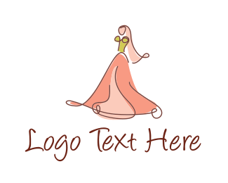 Wedding Dress Boutique Logo