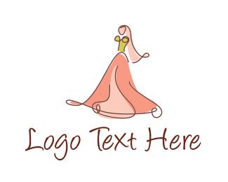 Gown - Dress Boutique logo design