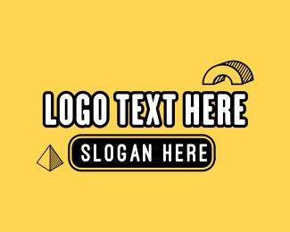 Text - Architecture Education Text logo design