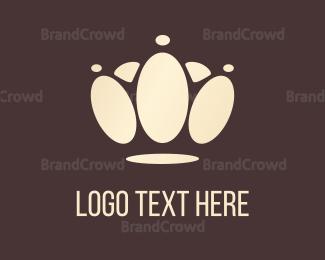 Crown - Crown Paw logo design