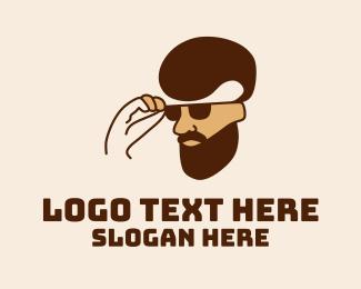 Cool Man Dad  Logo