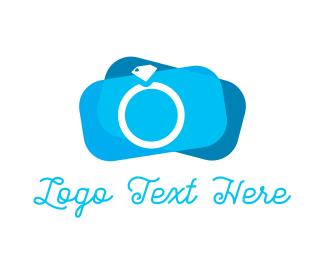 Engagement - Wedding Photography logo design