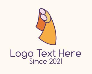 Child - Child Adoption Center logo design