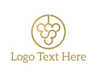 Grape - Grape Royale logo design