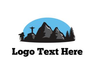Mount - Adventure Landscape logo design
