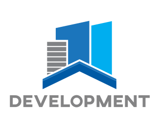 Property Builder - Urban Real Estate Property logo design