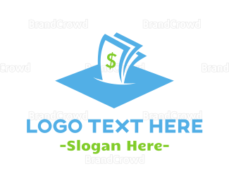 Credit - Dollar & Currency logo design