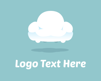 Seat - Cloud Sofa logo design