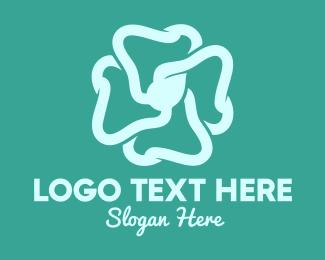 Tooth - Dental Circle logo design