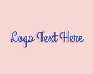 Pastel - Script Pastel Wordmark logo design