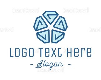 Mining - Diamond Star logo design