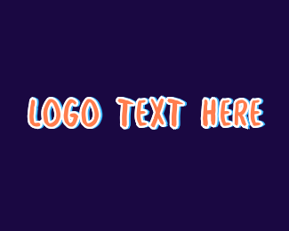 graffiti Graffiti Wordmark logo design