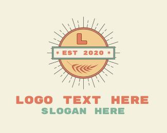 Eclectic - Organic Handicraft Lettermark logo design