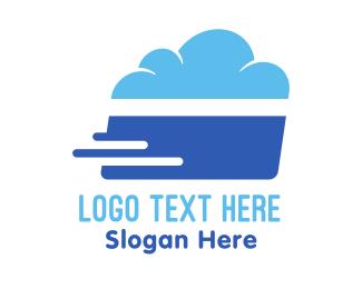 Bank - Credit Cloud logo design