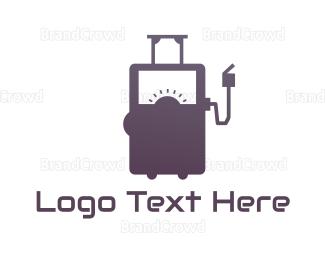 Petroleum - Travel Petrol logo design