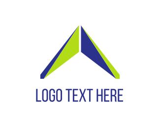 Boomerang - Aviation Arrow logo design