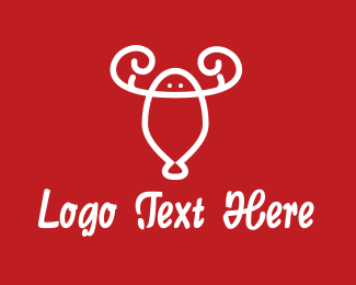 Lobster - Lobster Shrimp logo design