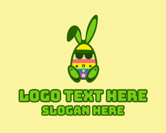 """""""Cool Easter Bunny"""" by spayro"""
