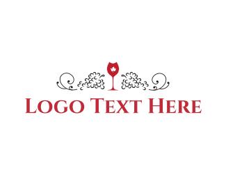 Pub - Maple Wine logo design