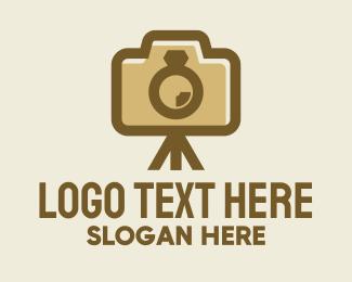 Events - Engagement Ring Camera  logo design