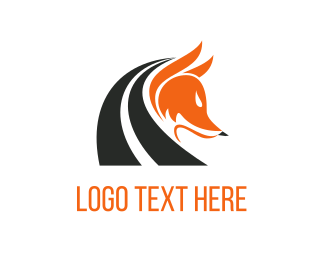 Fox - Fox Road logo design