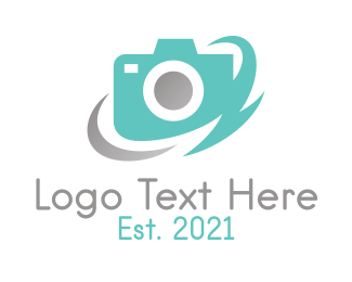Camera Photography Photographer Logo