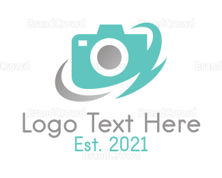 Photography - Camera Flash Photography logo design