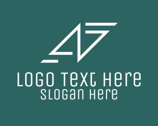 Ag - Minimalist A & G Monogram logo design