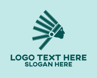 Chief - Tribe Chief Film  logo design