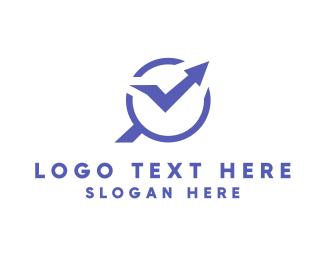 Statistics - Statistics Finder logo design