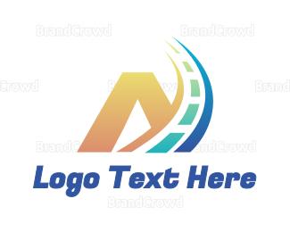 Expressway - Highway N  logo design