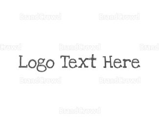 Write - Child Doodle logo design