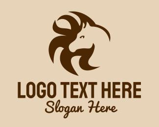 Shampoo - Horse Mane Head logo design