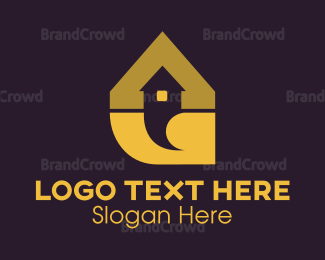 Garden - House & Garden logo design