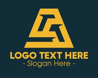 Digital Marketing - Modern Digital Arrows logo design