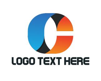 Crowd - Round Letter C logo design