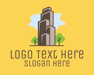 Builder - Suburban Real Estate Builder  logo design
