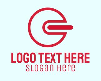 Off - Minimalist Dial  logo design