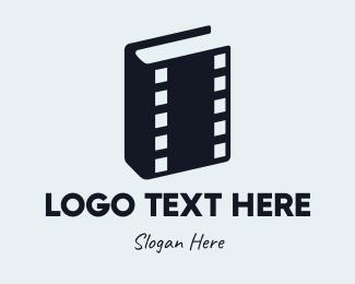 Tv Show - Movie Book logo design