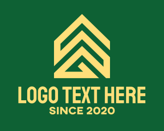 Sergeant - Military Rank Insignia logo design