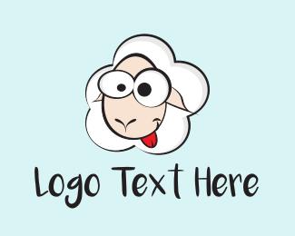 Crazy - Crazy Sheep logo design