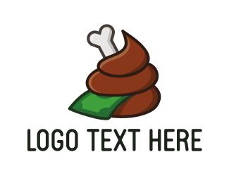 Emoji - Dirty Money  logo design