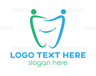 """Smile Dentistry "" by LogoBrainstorm"